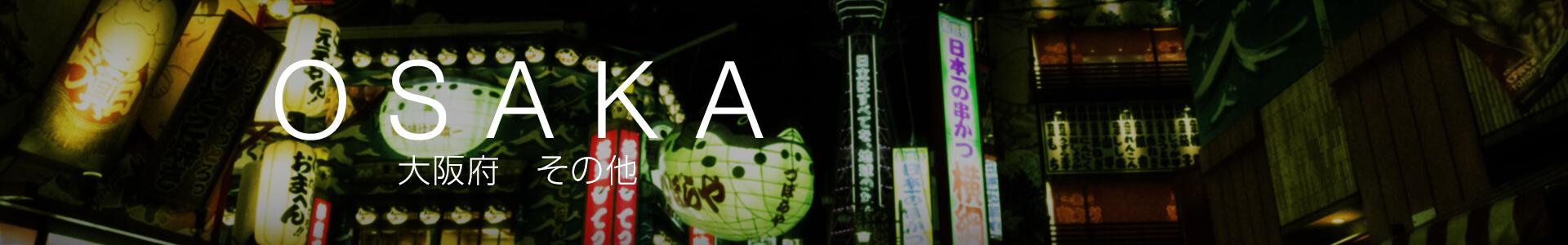 大阪府その他